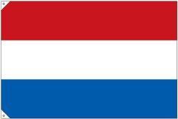 画像3: 世界の国旗 (販促用)  オランダ (ミニ・小・大)