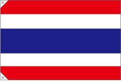 画像2: 世界の国旗 (販促用)  タイ (ミニ・小・大)