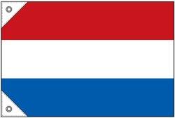 画像1: 世界の国旗 (販促用)  オランダ (ミニ・小・大)