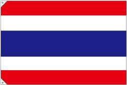 画像3: 世界の国旗 (販促用)  タイ (ミニ・小・大)