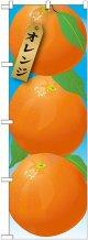 オレンジ 絵旗(1) のぼり